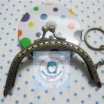 8.5 cm with keychain