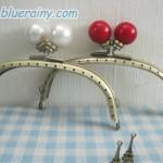 12cm Red Ball-Ball Frame RM12